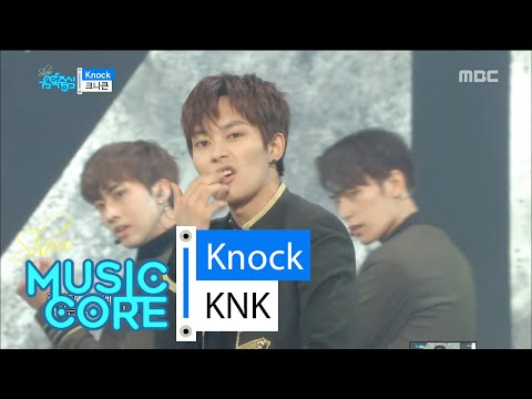 [HOT] KNK - Knock, 크나큰 - Knock Show Music core 20160305