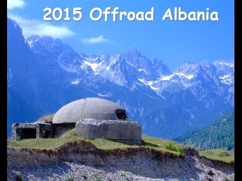 2015 Offroad in Albanien