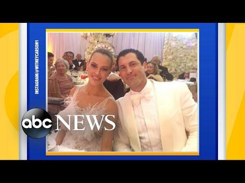 Inside the wedding of 'Dancing' pros Maksim Chmerkovskiy and Peta Murgatroyd
