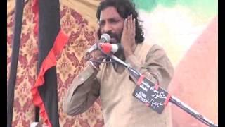 Zakir Bashir Hussain salik majlis 25 safar 2015 Mari shah Sakhera