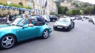 Raduno Porsche MONDIALE parte1  PORSCHE MEETING