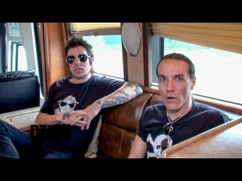 Skid Row - TOUR TIPS (Top 5) Ep. 285