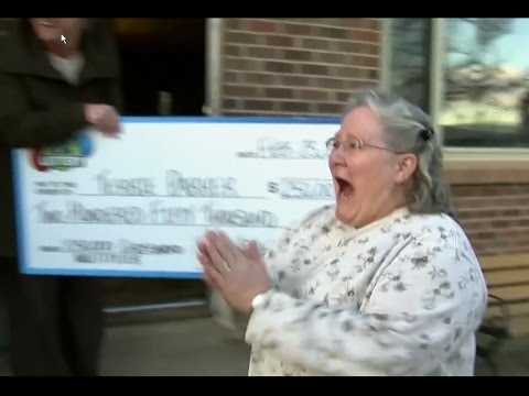 This Is What It Feels Like To Win The Colorado Lottery!