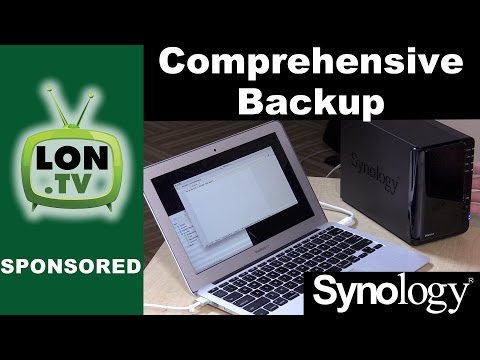 How to Backup Onsite & Offsite with Synology NAS Automatically