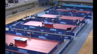 Wang Hao vs. Ma Lin 2004--ITTF Pro Tour--Greece Open