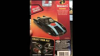 Matt's playtime. Incredibles 2 toy review