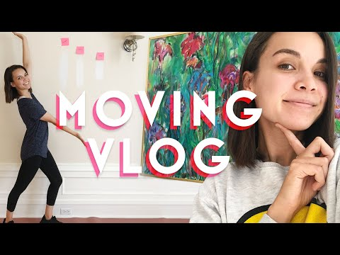 MOVING VLOG: My NYC Home! | Ingrid Nilsen