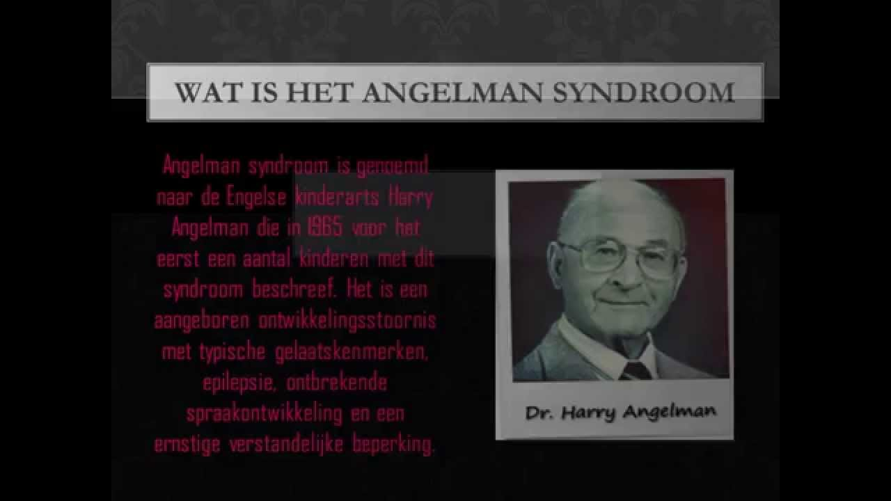 Angelman syndroom - Yo...