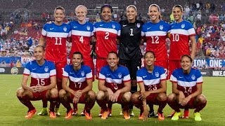 WNT vs. France: Highlights - June 14, 2014