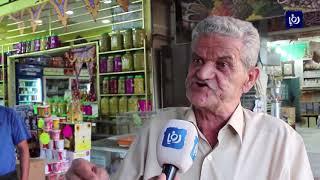 تجار سوق الخضار القديم بالعقبة يرفضون الانتقال للموقع الجديد (16-5-2019)