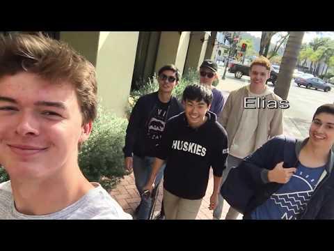 Vlog #1- Santa Barbara- 3/24/17
