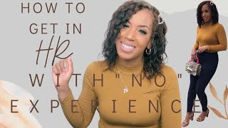 How To Get In HR with NO Experience... Casual Glam Makeup Look + Hair + Outfit   Natashia Pickett