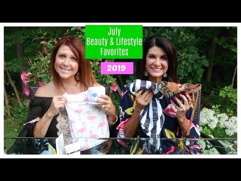July Beauty & Lifestyle Favorites | 2019 | The2Orchids