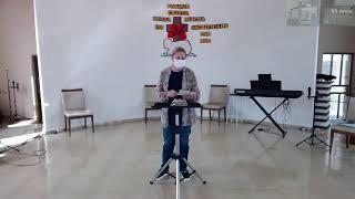 A liderança da igreja I 1Tm 3 I Pr Nilson Melo I Didaquê - Discipulado e serviço l 25/04/2021