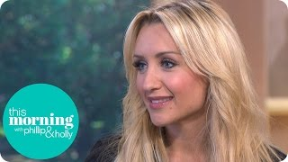 Corrie's Catherine Tyldesley On Swapping Acting For Singing | This Morning