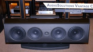 [AudioHanoiTV] Số145: Review Loa AudioSolutions Vantage C