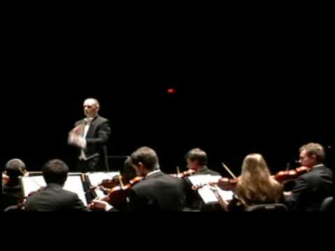 """Debussy """"Petite Suite"""" II - Closing, conducted by ..."""