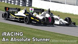 iRacing : An Absolute Stunner (Indycar @ Gateway)