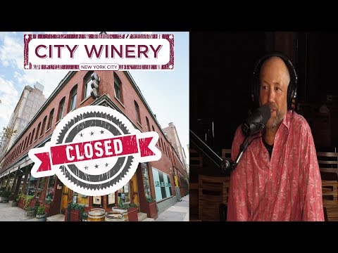 CTWIF Podcast Shorts: Michael Dorf About The REAL Reason CITY WINERY NY On Varick Street CLOSED