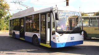 Обзор троллейбуса ТролЗа 5265 00 «Мегаполис» г Тольятти