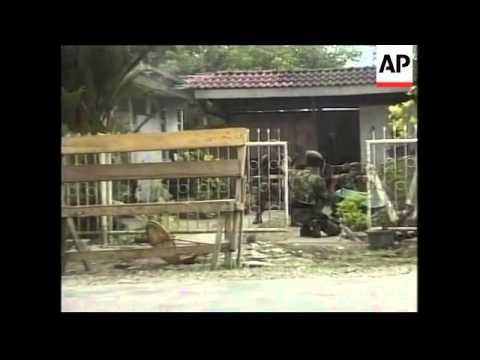 INDONESIA: MALUKU: CHRISTIAN-MUSLIM CLASHES