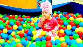 Детская ИГРОВАЯ КОМНАТА.Видео для детей.АЛИСОНЯ VLOG.Entertainment for children. Children's playroom