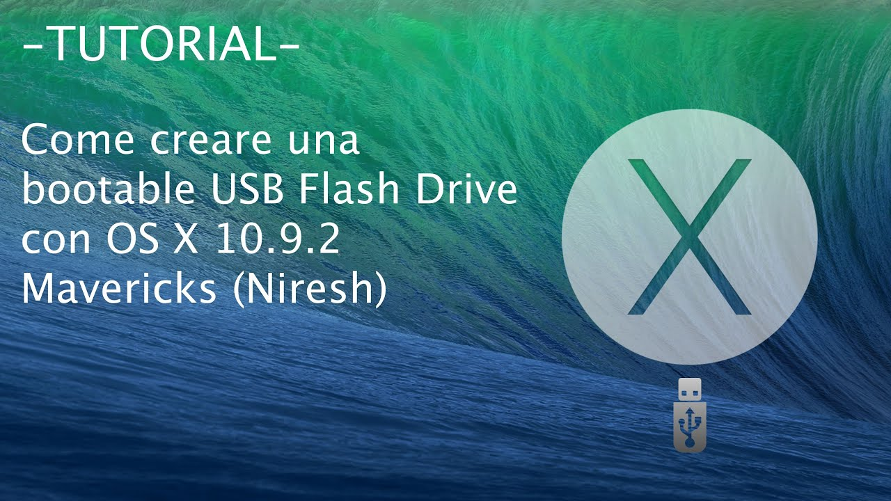 Install mac os sierra on usb flash drive in intel pcs tutorial.