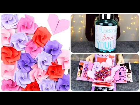 3 Simple Diy Valentine S Day Gift Ideas 365 Reasons Jar