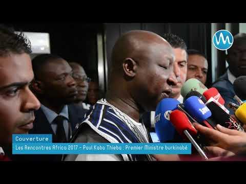RENCONTRES AFRICA 2017 : La Tunisie, «hub» entre Europe et Afrique