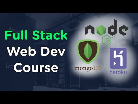 Full Stack Web Development Course Introduction thumbnail