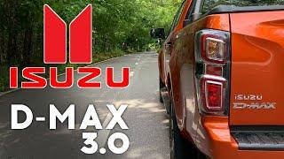 Isuzu D-Max - динамика под нагрузкой и без. Разгон 0 - 100 / Исузу Дмакс 2021