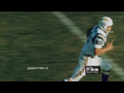Lance alworth highlights