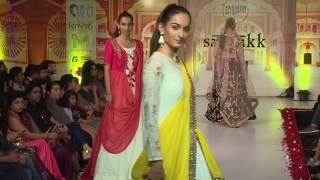 Best Indo Western Fashion Show by Samyakk