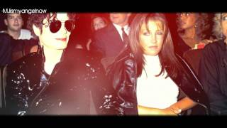 Michael Jackson and Lisa Marie Presley- Love the way you lie ( take2)