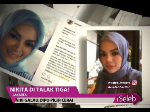 Tak Berbelasungkawa atas Kematian Mertua, Dipo Jatuhkan Talak 3 untuk Nikita Mirzani - iSeleb 08/11 Mp3