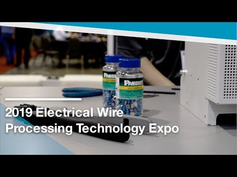 Panduit At The 2019 Electrical Wiring Processing Expo