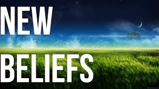 How to Release Negative Beliefs and Form New Belief Patterns! (Good Stuff!)