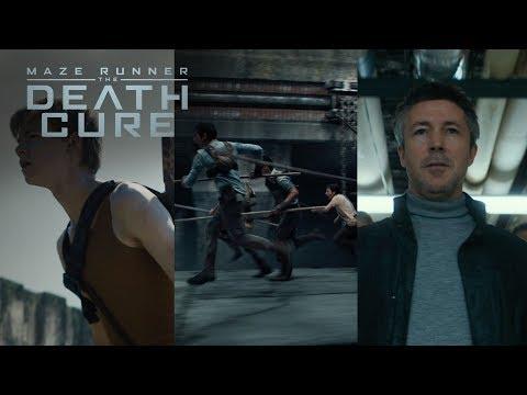 Maze Runner: The Death Cure   Trailer Tomorrow   20th Century FOX
