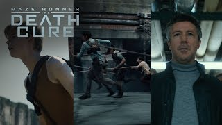 Maze Runner: The Death Cure | Trailer Tomorrow | 20th Century FOX