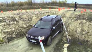 Dacia Duster Black Edition 2013 Videos
