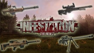 Infestation New Z - Best way to Find Snipers