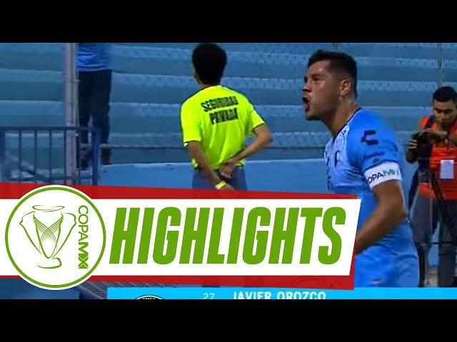 RESUMEN Copa MX: Tampico Madero vs Necaxa