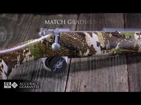 Kimber Subalpine Rifle - YouTube