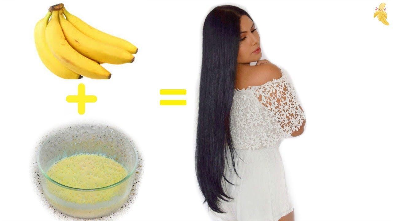 mascarilla de aguacate platano y miel para el cabello