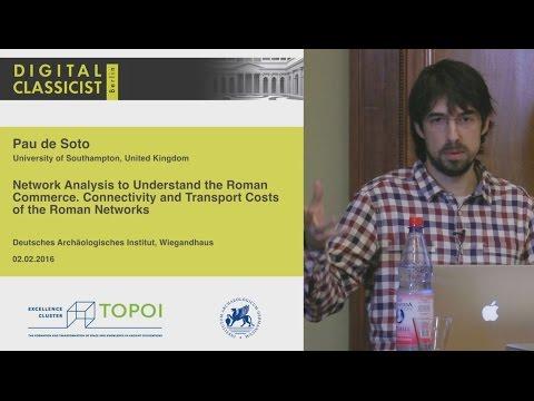 Digital Classicist Seminar Berlin (2015/2016) - Seminar 8