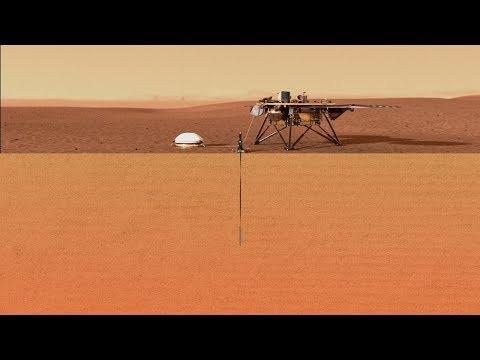 NASA EDGE: Mars InSight Rollback with MarCO