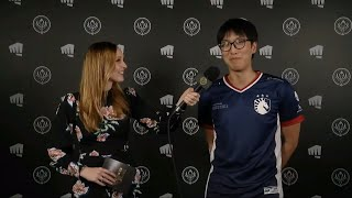 Doublelift Replied to Faker's Request