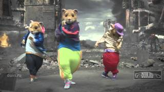 Веселые хомячки в рекламе Kia Soul 2012 года