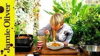 Spaghetti Bolognese | Buddy Oliver |  #CookingBuddies