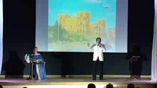 "Песня ""Азербайджан"", народный артист России Валерий Алиев"